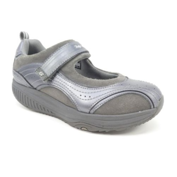 Skechers Shape Ups Mary Jane Toning Shoes